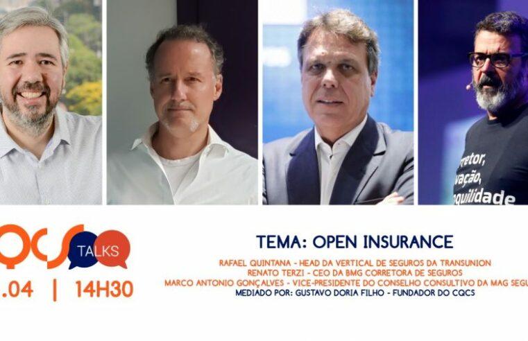 Debate: Impactos do Open Insurance no mercado de Seguros